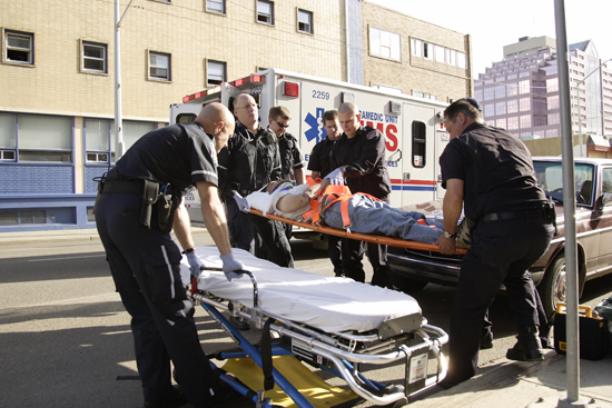 An Evidence Review of Prehospital Spinal Immobilization