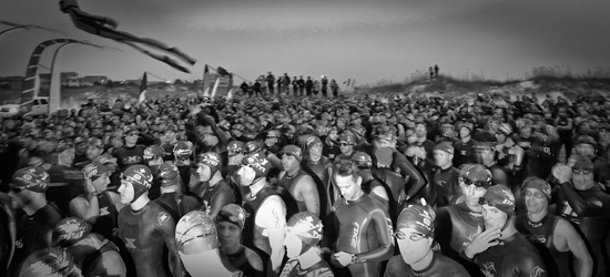 For the Beach2Battleship Triathlon, 80 medical staff provided care for more than 200 participants over 18 hours.