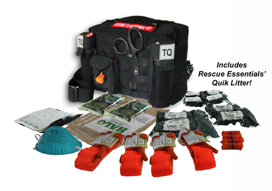 Active Shooter Event Casualty Response Kit from Rescue Essentials