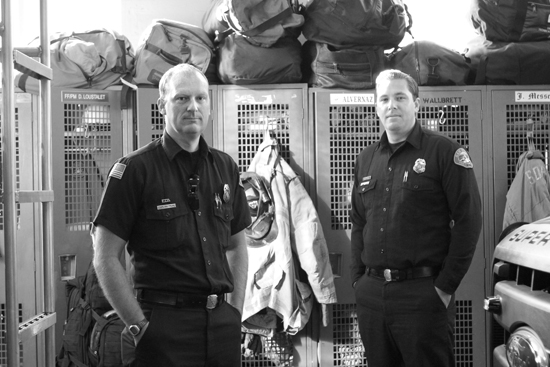 Firefighter-paramedics in San Diego were attacked on duty and now suffer PTSD.