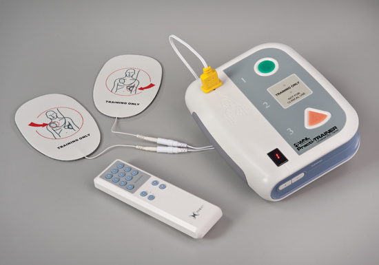 EMS Products: AED Practi-Trainer from WNL Products