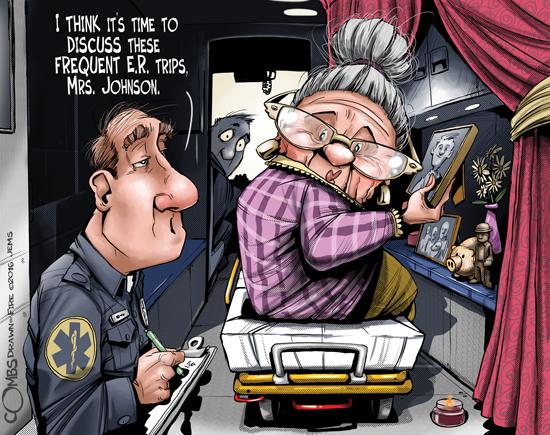 Paul Combs March 2016 Cartoon - Journal of Emergency ...