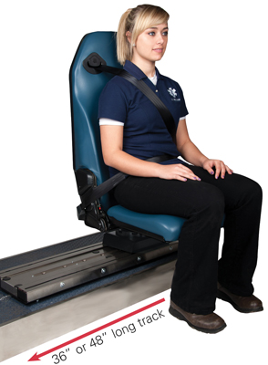 Ambulance seating