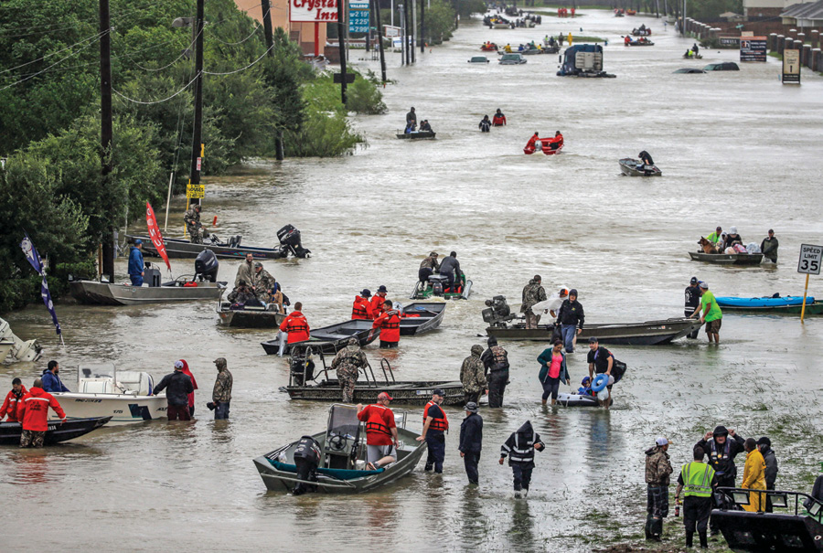 Preparation, Response and Lessons Learned from Hurricane Harvey - JEMS