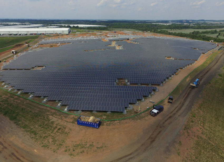 Pse Amp G Activates Ilr Solar Farm On Former Landfill Power