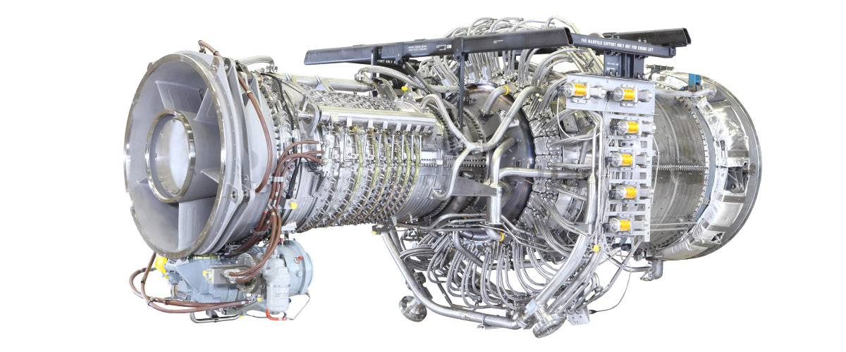 GE Sends Gas Turbine to Spain Plant, Invests in