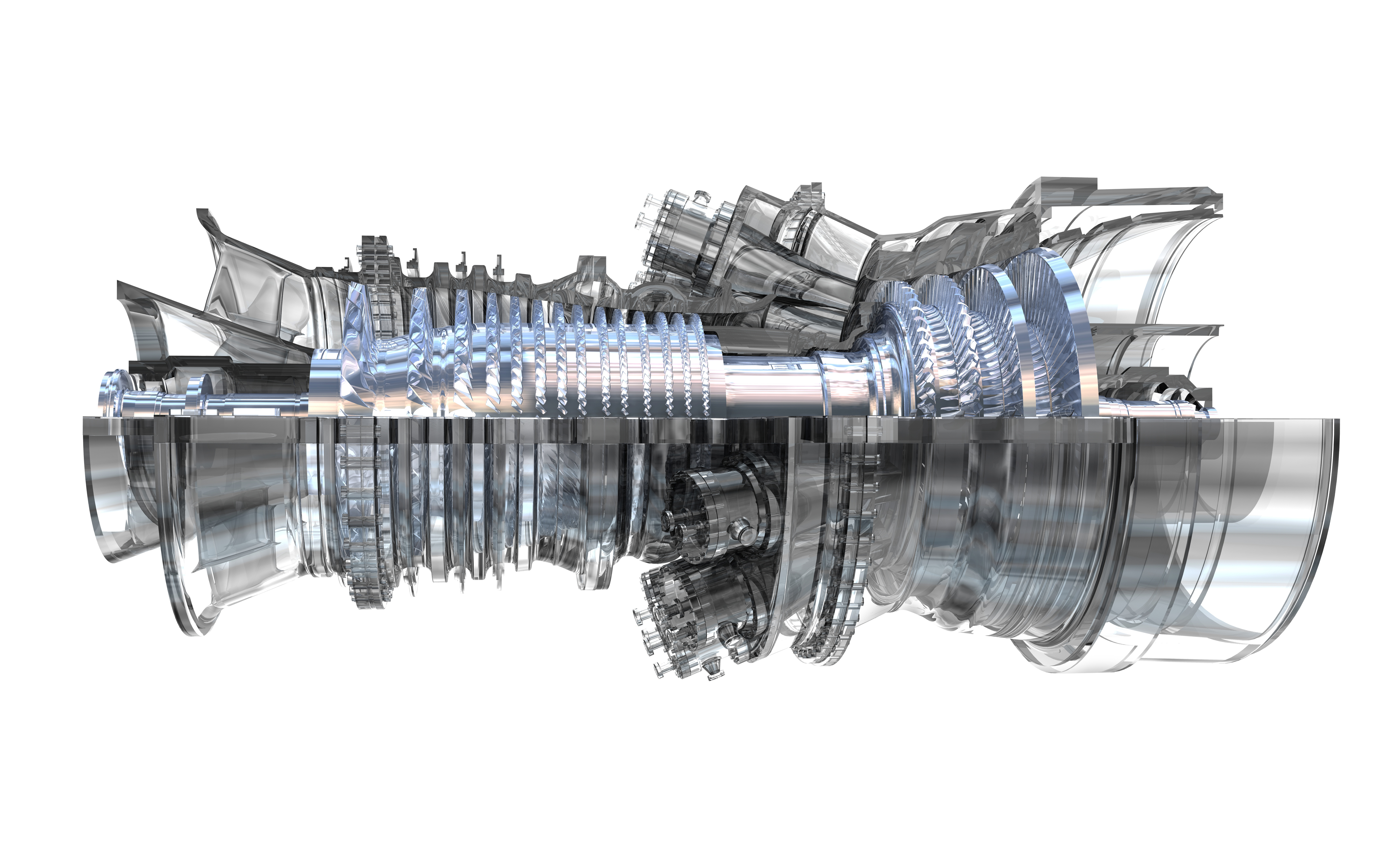 GE s New High Efficiency HA Gas Turbines Bound for Projects in New