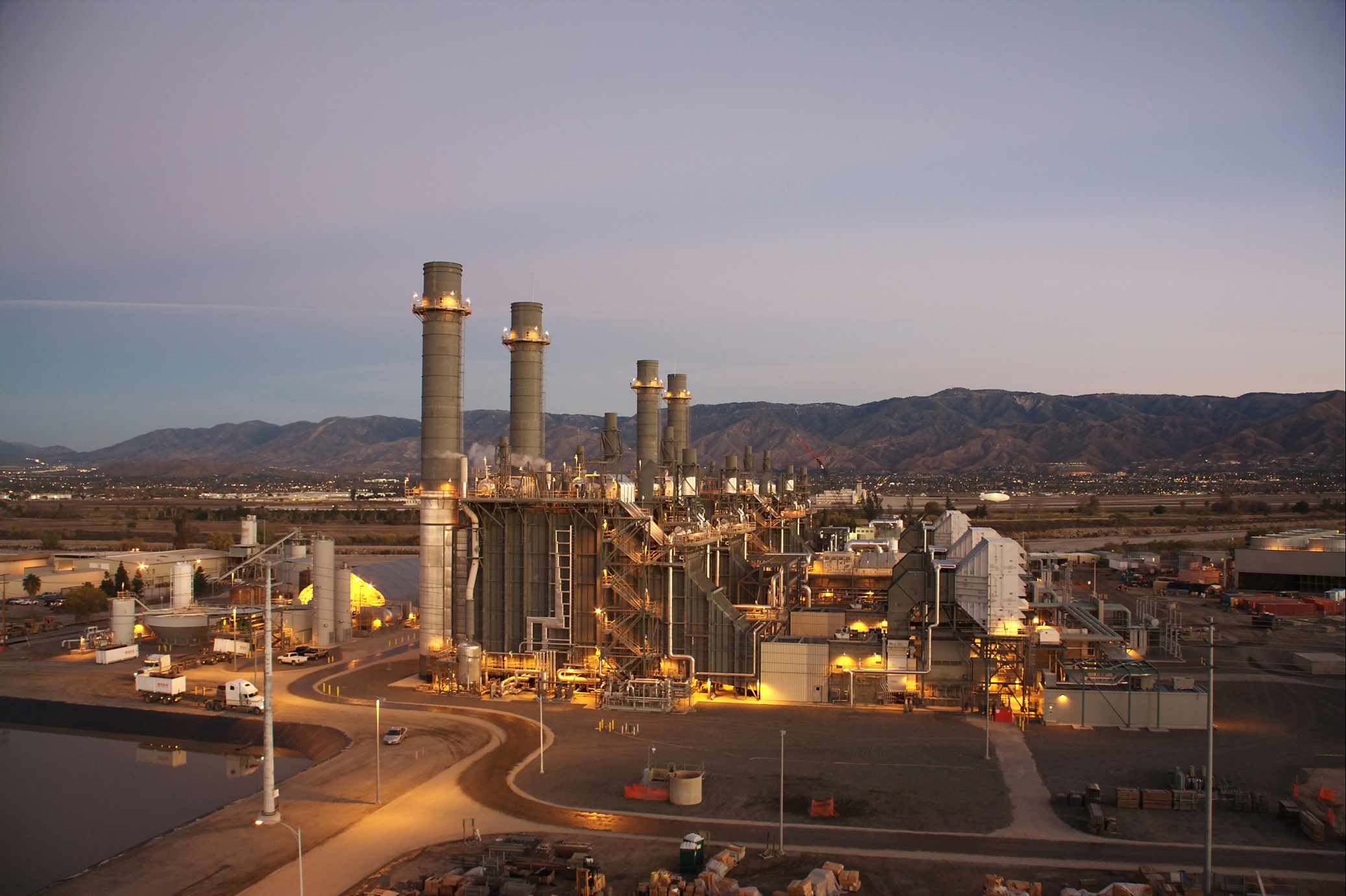 Upgrade to California bined Cycle Plant to Boost Efficiency