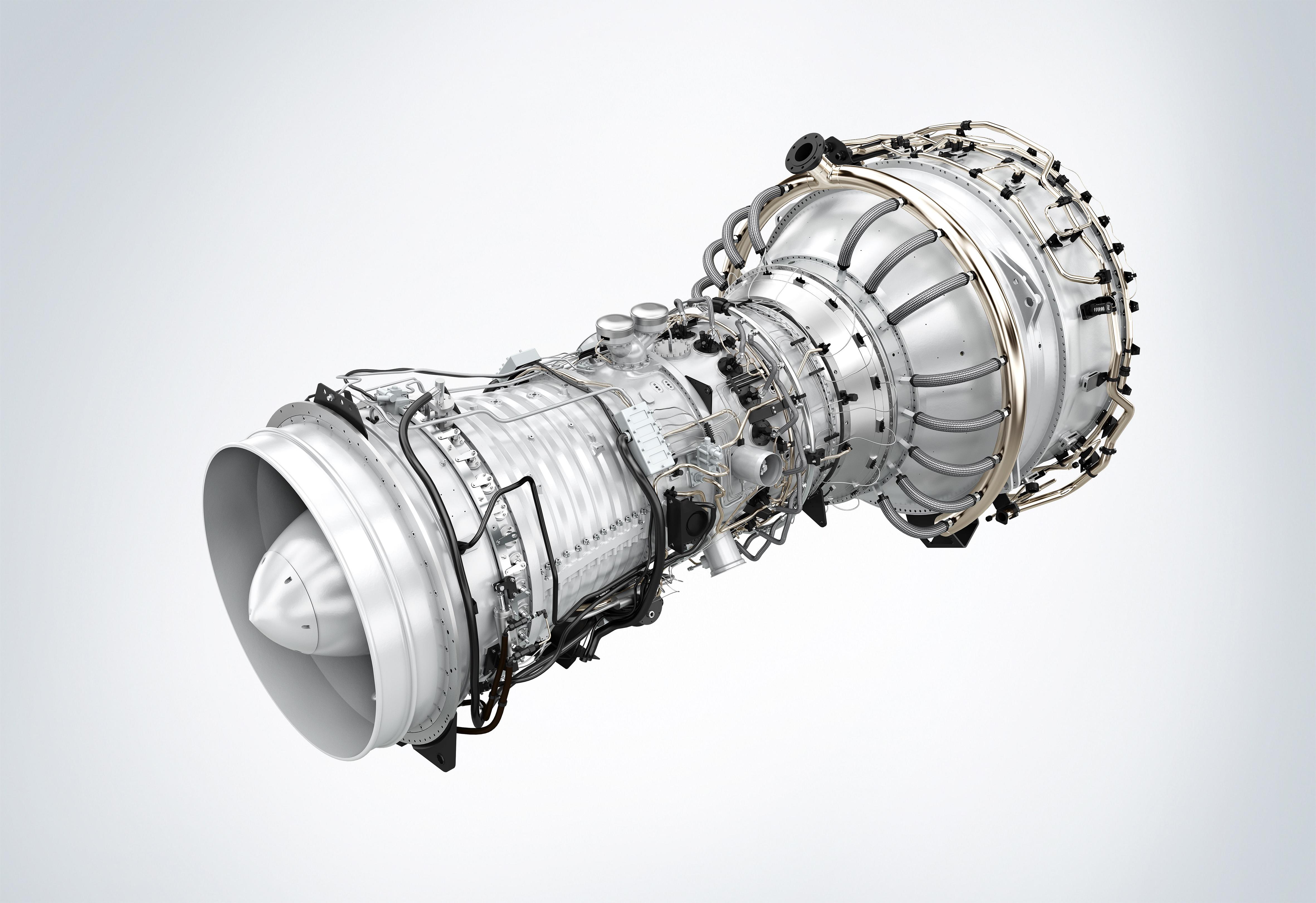 Siemens Presents New Lightweight Aero Derivative Gas Turbine for