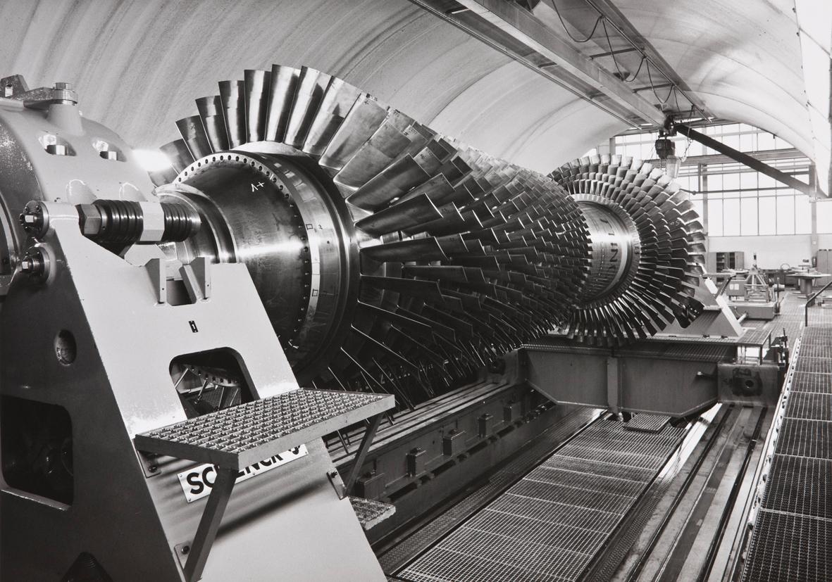 Siemens Ships 1,000th Gas Turbine Manufactured at Berlin