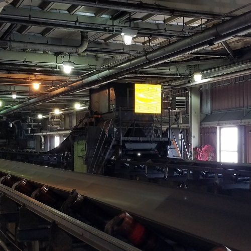 Kiewit partnering with ITI to talk about plant project in