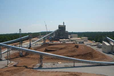 Nacogdoches Generating Facility