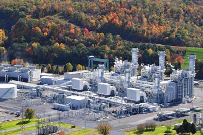 John Sevier Combined-Cycle Project
