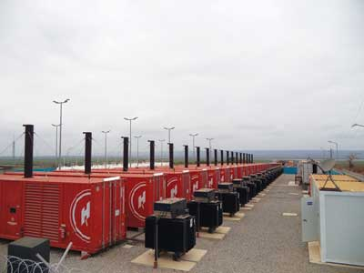 Power problems: Generators add to air and noise pollution