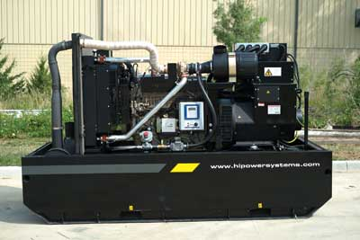 Comparing Natural Gas and Diesel Generator Sets - Power
