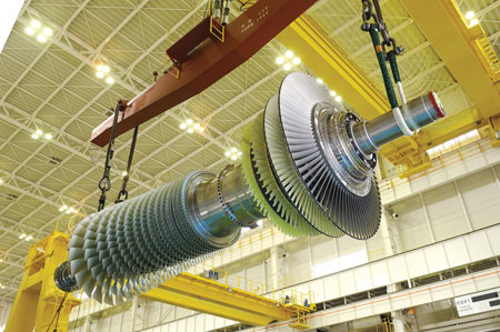 The Fall of the F-Class Turbine - Power Engineering