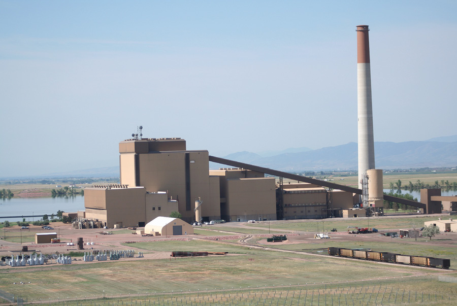 Rawhide Energy Station Unit 1 in Wellington, Colorado. It is a 280 NET MW load unit that in 2016 had a capacity factor of 91.57 percent, the third highest for comparably sized US coal plants.