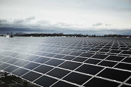 Honorable Mentions: The Sarnia Solar Project, owned by Enbridge Inc., Sarnia, Ontario, Canada