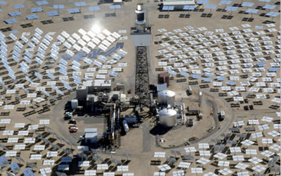 Abengoa Wins Environmental Approval For Solar Thermal