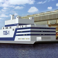 Russia plans floating nuclear power plant by 2016