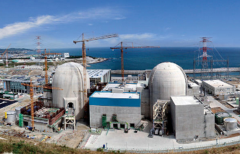 South Korea two new nuclear power plants