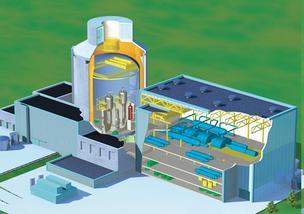 Westinghouse AP1000 reactor Sanmen China control room