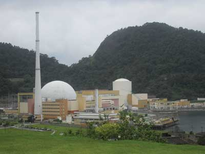 Nuclear reactor in Brazil reconnects to power grid