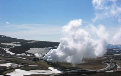 Ormat Technologies PPA Nevada geothermal power plant Wild Rose