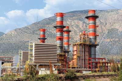Los Angeles L.A. Constellation Hyperion Treatment Plant cogeneration California sewage treatment
