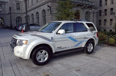 Hydro-Quebec Introducing Electric Vehicles