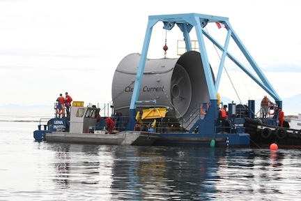 VIEW IMAGE: Nova Scotia Joins Surge on Tidal Power