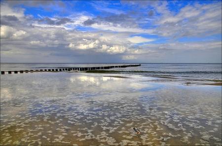 Baltijos jūra gali tapti namais 1 GW galingumo vėjo jėgainėms