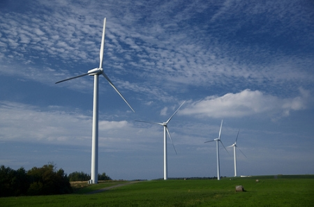 Nova Scotia Enacts Huge Opportunities for Wind