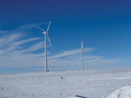It Takes a Community To Raise a Wind Farm