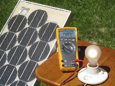 30-Year-Old Solar Module Performing to Factory Specs