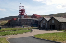 National Coal Mining Museum Fits Solar Panels
