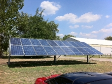 RBI Solar Commissions New PV Array at Ohio Manufacturing Plant
