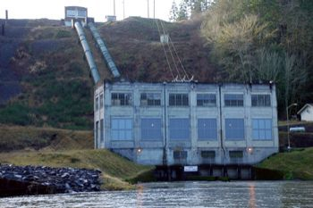 Repairing Two Units at the Yelm Hydroelectric Plant