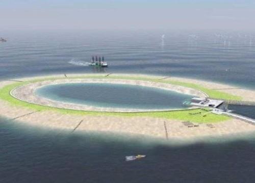 Illa artificial