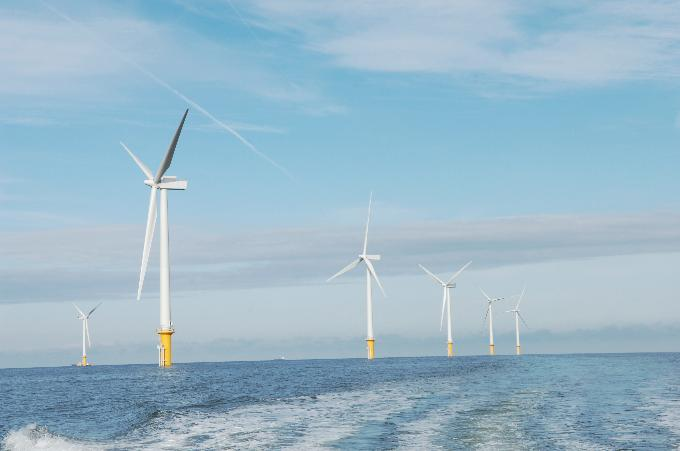 DONG offshore wind project
