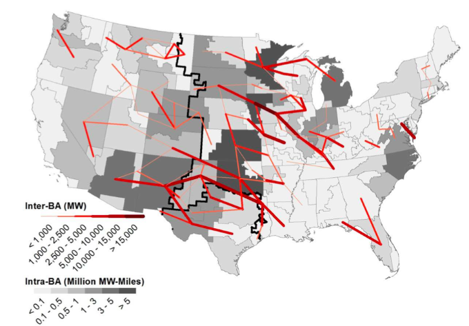 Transmission needs for high renewables future (NREL)