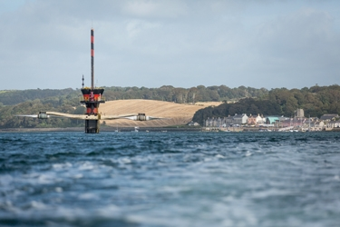 Current Builds Behind Tidal Energy Take-off
