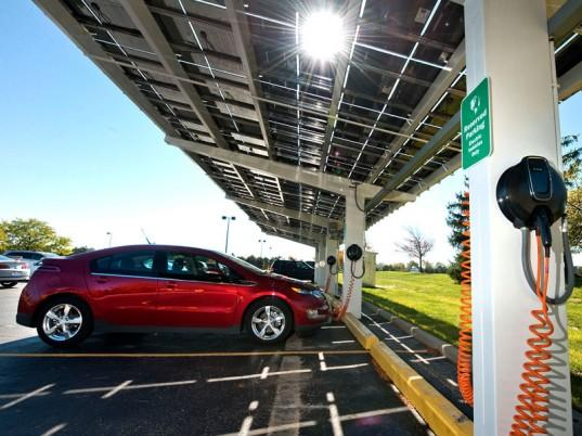 GM's Commitment to Solar Going Strong