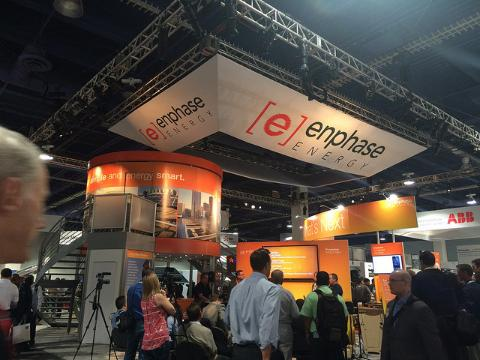 Enphase Unveils New Energy Management System with Integrated Storage