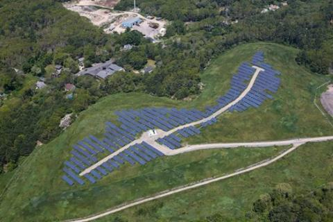 Some See Garbage, Others See an Opportunity: Installing Solar on Landfills