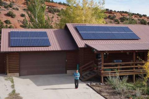 Going Solar and Net-Zero: The 21st Century Family Home Project