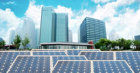 China Adds Equivalent of France's Entire Solar Capacity in Three Months