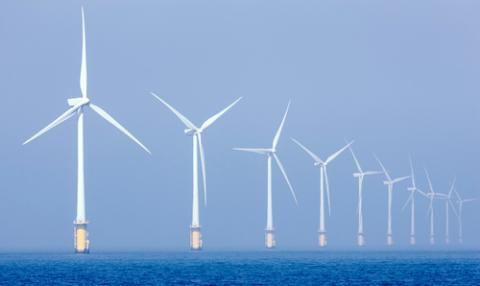 Offshore Wind Power Seen Growing by Record 4.2 Gigawatts in 2015