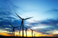 Wind power was one of the top installed generating sources in the US, according to FERC