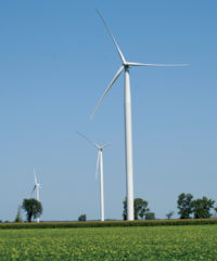 U.S. Department of Energy DOE funding wind energy taller turbines research